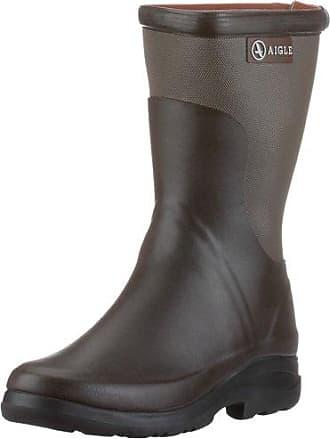 Dunlop K401061 - Botas de agua sin punta de acero, color gris (grau(grijs) 06), talla 37