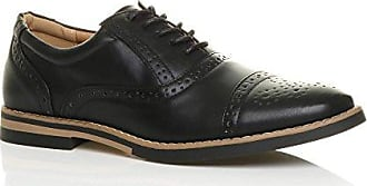 Ajvani Herren Schnüren Kontrast Formal Budapester Brogue Spitze Schuhe Größe 9 43 Qr6XMyLuB