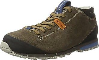 AKU FEDA FG GTX - Zapatillas De Deporte para Exterior de Cuero Unisex Adulto, Color Marrón, Talla 45