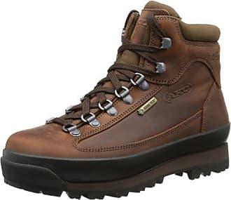 AKU SLOPE MICRO GTX 885.10, Unisex-Erwachsene Trekking- & Wanderschuhe, Orange (Arancio/Nero 108), EU 43 (UK 9)