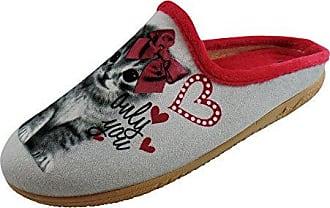 Hausschuh Pantoffel YORHSHIRE A8671A - EU 35-41 (36) Alberola mrjV1tM