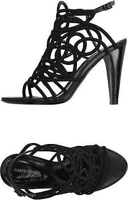 Sandals for Women On Sale, fuxia, Leather, 2017, 2.5 3.5 4.5 5.5 Alberta Ferretti