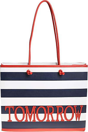 White and blue Tomorrow shopper Alberta Ferretti eFHZlO3