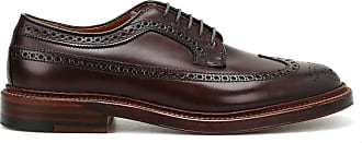 Loafers for Men On Sale in Outlet, Dark Prune, Leather, 2017, 8 Alden