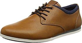 Ricmann, Zapatos de Cordones Derby para Hombre, Negro (Jet Black), 43.5 EU Aldo