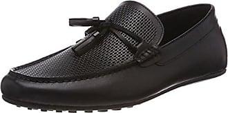 Aldo Yilaven, Zapatos de Cordones Brogue para Hombre, Negro (Jet Black 2), 43 EU