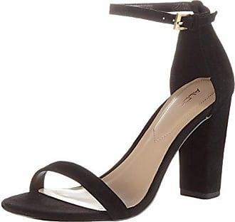 47144095, Sandales Femme - Noir - Noir (Black/98), 39Aldo