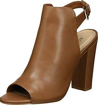 Aldo Elaesa, Zapatos de Tacón para Mujer, Marrón (26 Medium Brown), 41 EU
