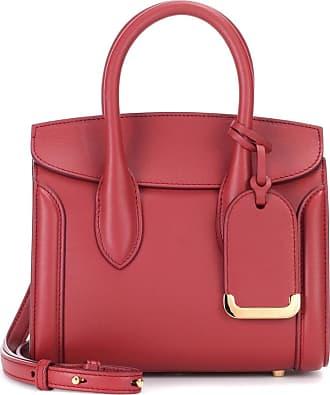 Shoulder Bag for Women On Sale, Pastel Light Blue, Leather, 2017, one size Alexander McQueen