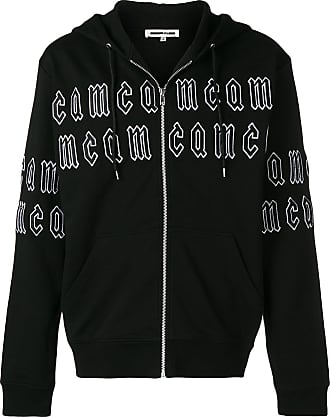 Buy Authentic Online rose panel hoodie - Black Alexander McQueen Cheap Sale Newest Buy Online New Outlet New zmulVW