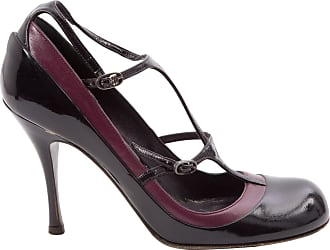 Pre-owned - Patent leather heels Alexander McQueen Sale Geniue Stockist Choice Sale Online 100% Authentic 3fd8L2eqoa