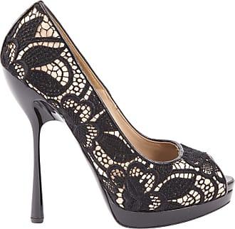Pre-owned - Cloth heels Alexander McQueen omRiQIbRmw