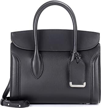 Alexander McQueen Tote Bag On Sale, Bluette, Leather, 2017, one size