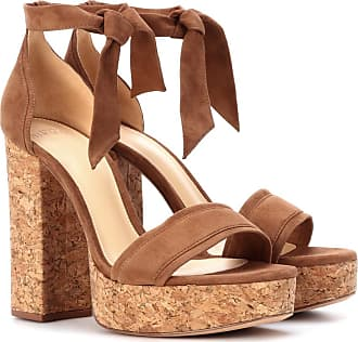 Suede CAPRI Sandals Spring/summer Alexandre Birman Countdown Package Cheap Price Release Dates Cheap Price New And Fashion Sale Huge Surprise xIqNOBa