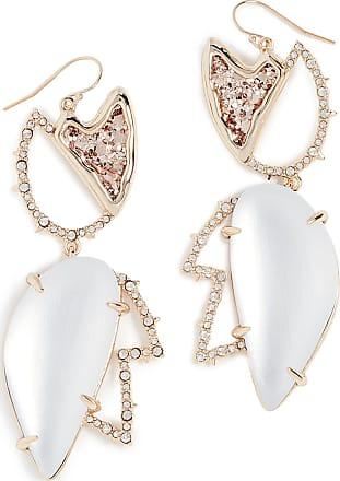 Alexis Bittar Crystal Encrusted Spiral Mobile Earring Desert red PWZf2BOK