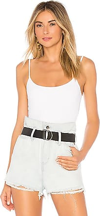 Lenox Bodysuit in Cream. - size L (also in M,S,XS) Alix