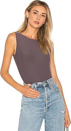 Windsor Bodysuit in Gray. - size M (also in L,XS) Alix