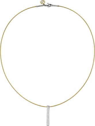 Alór 18kt White Gold & Stainless Steel Noir Diamond Circle Drop Earrings qEcQCXami