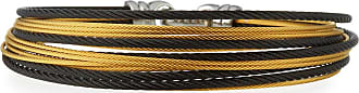 Alór Mixed Multi-Row Layered Bangle MOO6uSeZ