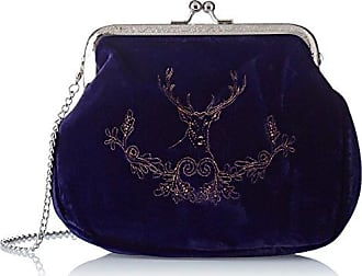 Trachtentasche Herziger Hirsch, Womens Cross-Body Bag, Gr