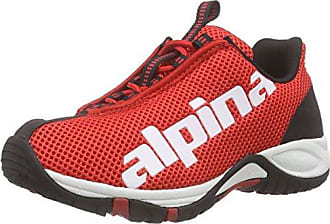 alpina 680267, Unisex-Erwachsene Trekking- & Wanderschuhe, Rot (Red), 39 EU