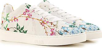 Sneakers for Women On Sale, White, Leather, 2017, 3.5 4.5 5.5 6.5 7.5 Alviero Martini 1A Classe