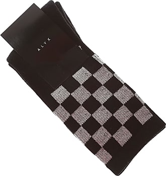 Calcetines para Hombre Baratos en Rebajas, Negro, Algodon, 2017, S Alyx