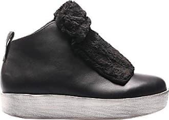 Damen Sneaker, Schwarz - Schwarz - Größe: 40 Andìa Fora