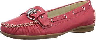 0025717, Mocasines para Mujer, Rojo (Rot 021), 37 EU Andrea Conti
