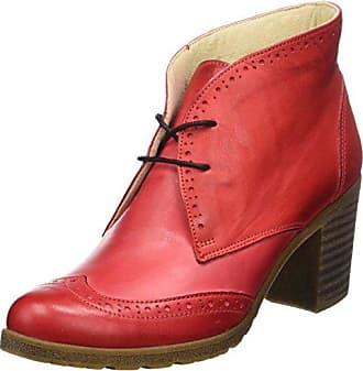HIRSCHKOGEL 3004534, Botas para Mujer, Rojo (Rot 021), 38 EU