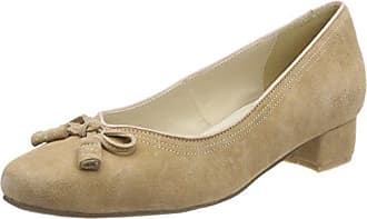 Andrea Conti 3004550, Pumps Femme - Beige - Taupe, 39 EUHirschkogel