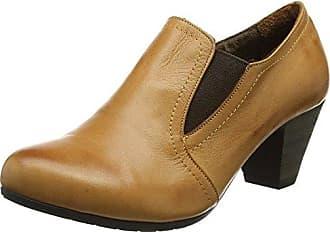Lotus Calla, Zapatos con Plataforma para Mujer, Marrón (Brn), 36 EU