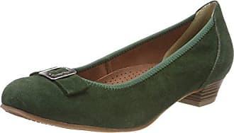 3004550, Escarpins Bout Fermé Femme, Vert (Grasgrün 199), 41 EUHirschkogel