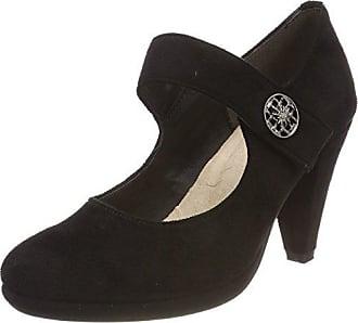 1550500, Zapatos de Tacón con Punta Cerrada para Mujer, Negro, 39 EU Andrea Conti
