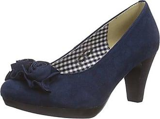 3004501 - Zapatos de Tacón Mujer, Color Rojo, Talla 40 Andrea Conti