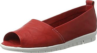 US Polo Assn Burgy 1, Mocassins femme - Rouge (Red), 36 EUU.S.Polo Association