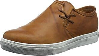 Andrea Conti 0342719, Zapatillas para Mujer, Marrón (Dunkelbraun 061), 36 EU