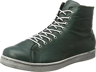 Y25160, Montantes Femme - Vert - Vert (Green), 36 EUYellow Cab