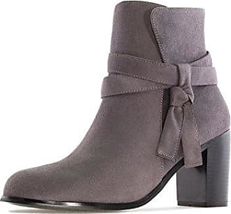 huge discount a2131 21f55 Damen Stiefel Cognac Schuhe in Übergrößen Größe42 Andres ...