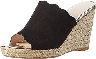 WeraE1, Damen Pantoletten, Schwarz (Black01), 41 EU (8 Damen UK) Another Pair of Shoes