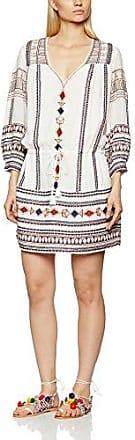 Antik Batik Arty, Slip Mujer, Blanc (White), Small