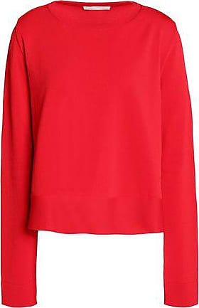 Free Shipping Latest Clearance Marketable Antonio Berardi Woman Merino Wool And Silk-blend Knitted Top Leaf Green Size 38 Antonio Berardi Amazon Sale Online IvRTmGj1lk