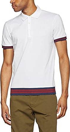 Mmks00996-Fa100083, Camiseta para Hombre, Blanco (Bianco 1000), L Antony Morato