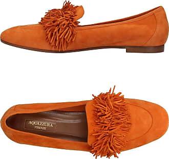 Blackstone JL57 - Zapatillas de estar por casa para mujer, color orange (cantaloupe), talla 36