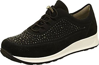 ara Osaka, Damen Slip on Sneaker, Schwarz (Schwarz 07), 38.5 EU (5.5 UK)