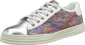 ara Courtyard, Basses Femme - Multicolore (Silber,Weiss/Multi), 37 EU (4 UK)
