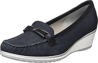 ARA New Haven, Mocassins femme, (Weiss 07), 39