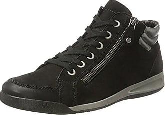 ROM Zapatillas de Gimnasia Mujer, BLU (BLU Scuro), 42.5 EU (8.5 UK) Ara