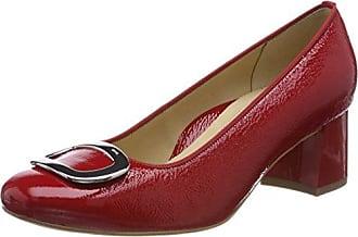 Ara Knokke, Zapatos de Tacón con Punta Cerrada para Mujer, Rojo (Rosso 79), 36.5 EU Ara