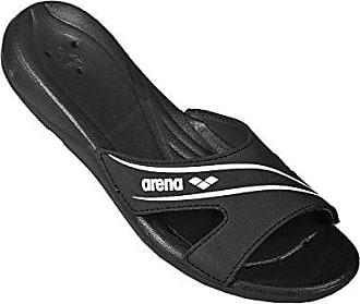 Arena Damen Badeschuhe Poolsandale Hydrosoft Slide 80781, Farbe:Schwarz;Artikel:80781-51 black;Schuhgröße:EUR 40